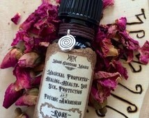 ROSE  Essential Oil... Rose Oil ~ Healing, Health, Love, Luck, Protection and Psychic Awareness