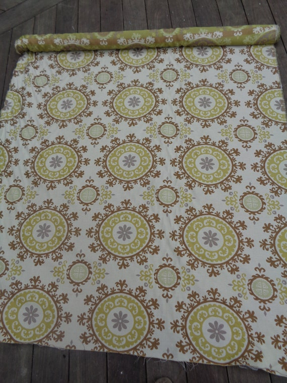 Motif color de maure brod tapisserie tissu par fabricbistro - Motif tapisserie ...