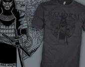 Samurai T Shirt - Samurai T Shirts - Ninja T Shirt - Martial Arts T Shirt - FREE SHIPPING
