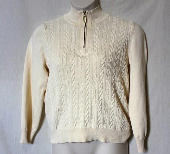 White Ski Sweater 31