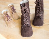 10% OFF! - no 719 Adler Mom & Baby's Combat Boots PDF Pattern
