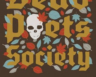 Dead Poets Society alternative movie poster