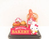 Hello Kitty bakery re-ment/Hello Kitty re-ment/Hello Kitty re-ment bakery/Hello Kitty re-ment