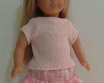 Clothes for Mini American Girl doll, Mini American Girl Clothes, T-Shirts for Mini American Girl, Clothes for Our Generation Mini Doll