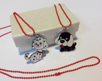 Sale! cute dog Necklaces