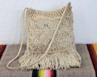 Crochet Festival Bag