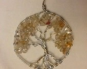 For Beckie - Custom Order: Autumnal Tree of Life