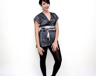 Kimono, Kimono dress, Black kimono, Black kimono top, Black wrap top, Kimono elegant top,Black Japanese kimono, Black vest ,Kimono wrap