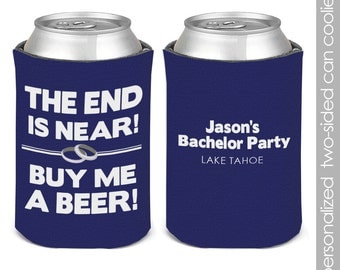 Bachelor Party Can Coolies Koozies Coozies For Wedding