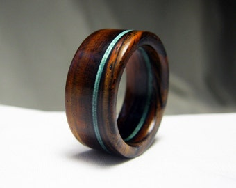 Wooden Ring - Custom Colours