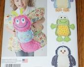New Simplicity Childs Rag Quilt Pillow pattern 1441