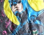 Vintage Batman Forever Sleeping Bag 1995