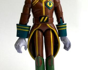 Khyron Robotech Macross Figure 1985, Vintage Toy, Action Figure, 1980s