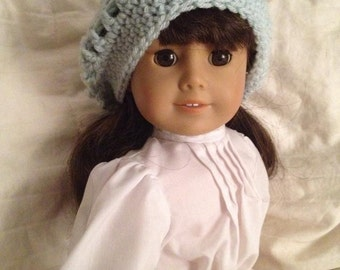 American Girl Doll Crochet Hat