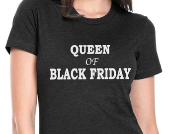 Black Friday T-shirts Queen Black Friday