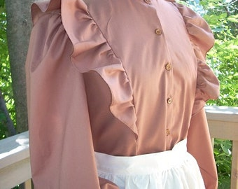 Ladies Pioneer Blouse Amelia Special Order Only