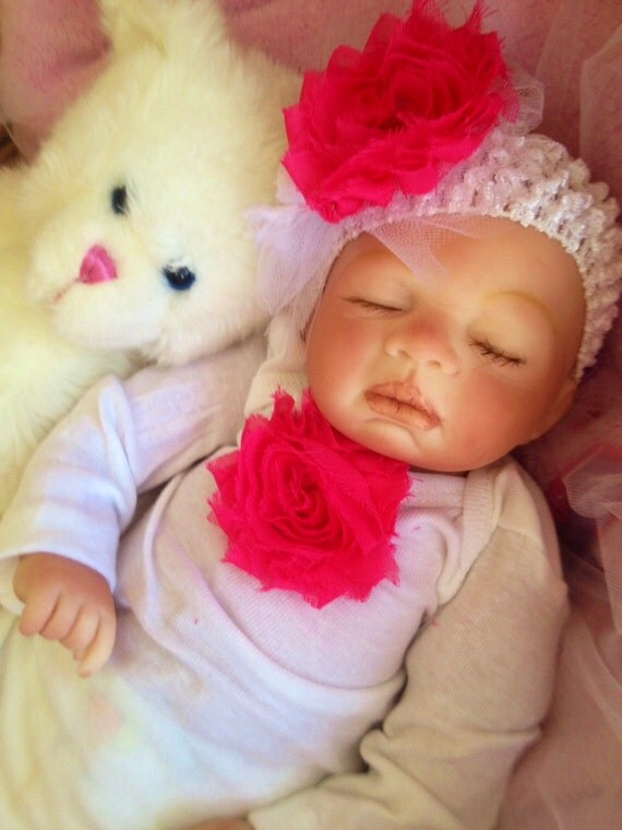 From The Preemie Anna Kit Reborn Baby Girl By
