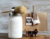 Handmade ChalkFinish Paint PowderBlend, Paint Additive, Chalk Painted Furniture, DIY Kit, Home Decor, Surf Art, Surf Decor, Ocean Decor, DIY