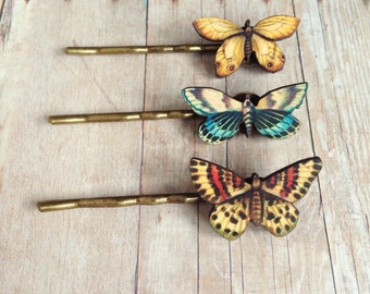 Butterfly Hair Accessory Insect Accessory