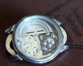Alice in Wonderland Jewelry, Cheshire Cat Jewelry, Steampunk Jewelry, Steampunk Brooch, Alice in Wonderland Brooch, Cat Pin, Steampunk Pin