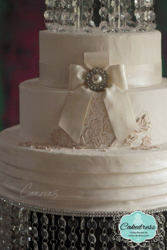 single tier wedding cake stands uk wedding cake stand 1 tier by cakedress on etsy 20153