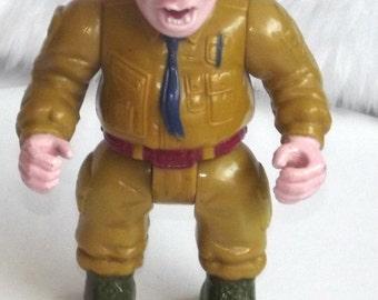 Vintage Hoggish Greedly Figure, Vintage Captain Planet & the Planeteers, Hoggish Greedly Figure,  1991 - rare