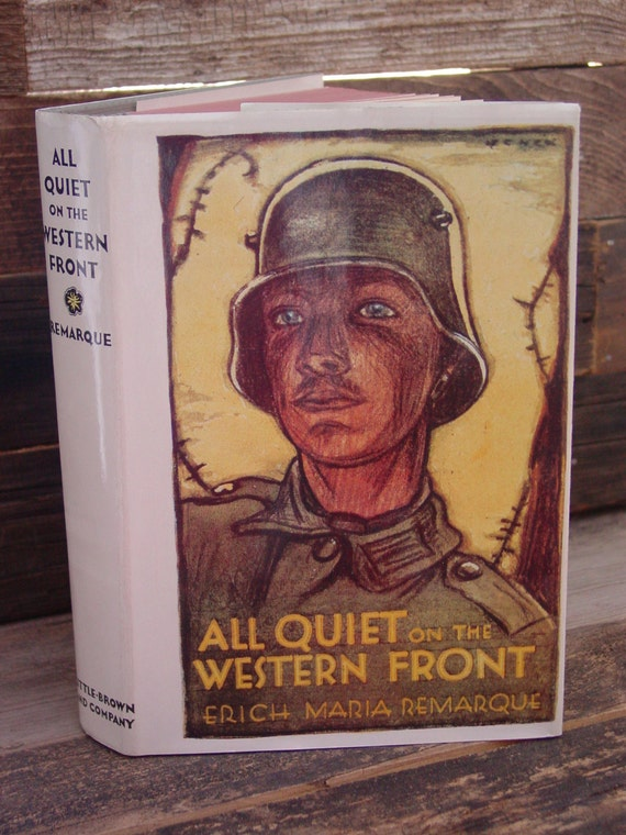 all quiet on the western front literary devices essay essay All quiet on the western front by:  a literary essay isn't a book review: you're not being asked whether or not you liked a book or whether you'd recommend .