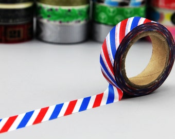 Washi Tape - Japanese Washi Tape - Masking Tape - Deco Tape - WT1006