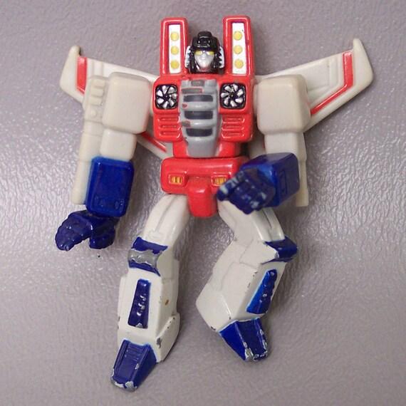 Vintage G1 Transformers Mini Starscream 1986 Figure C8 Very