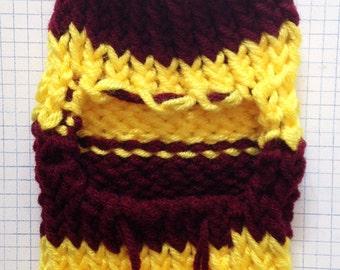 King James: Handmade Small Pet Hat