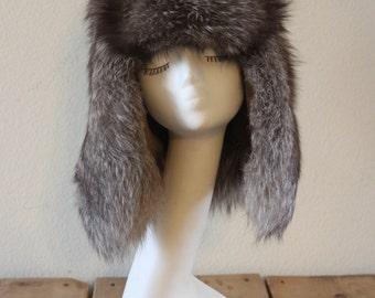 Vintage Barneys New York 1990s Fur Hat
