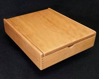 Cherry Writing Desk Box