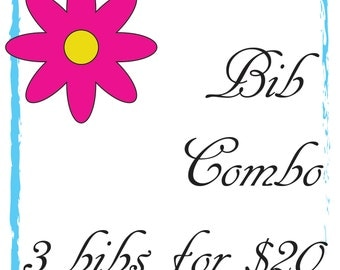 Bib Combo