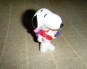 Peanuts Snoopy PVC Cupid with Arrow Figure LOVE Valentine's Day