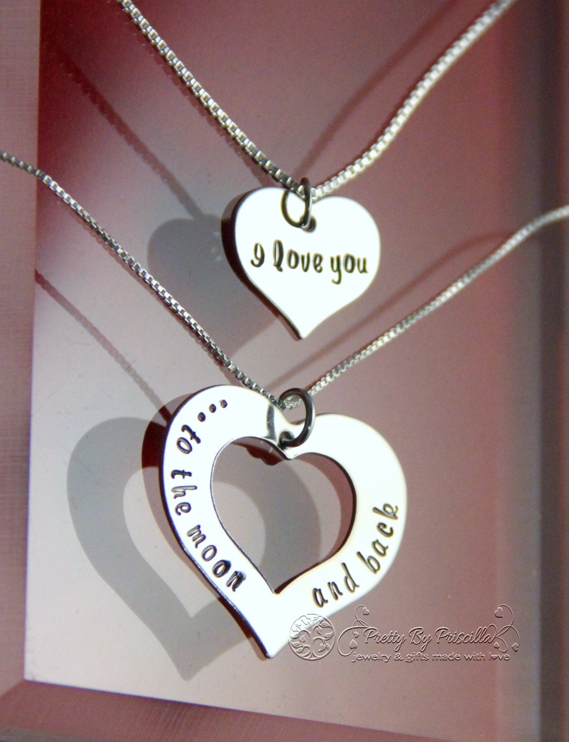 Mother 39 S Day Gift Idea Personalized Hand Stamped