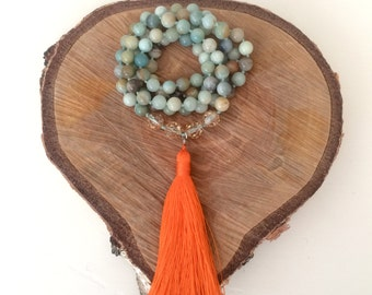 Rana Hand Knotted Necklace