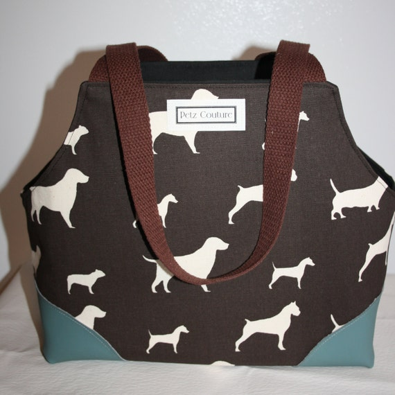 Mordern pet carrier small dog tote yorkie chihuahua min pin doggie bag
