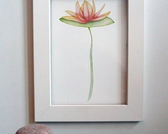 WaterLily Print