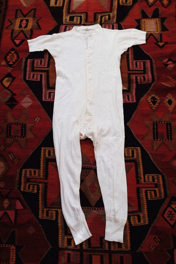Vintage Union Suit 103