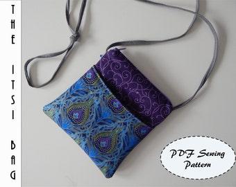 Itsi Bag: DIGITAL Sewing Pattern