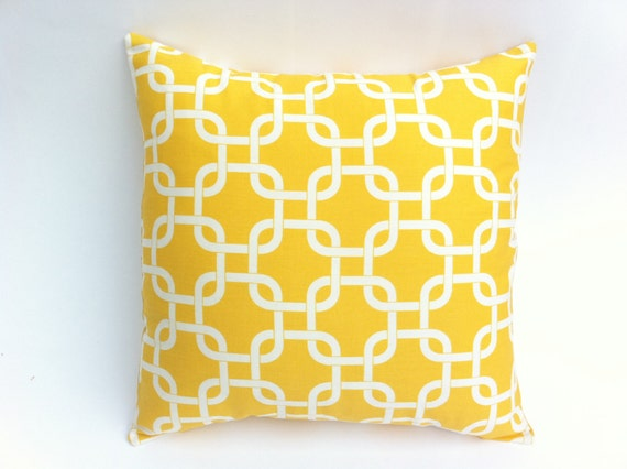 One Yellow Couch Zipper Pillow Covers Trellis Yellow by  : il570xN724291778a3dy from etsy.com size 570 x 426 jpeg 48kB