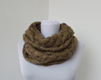 CLEARANCE SALE - Knit Scarf - Infinity Scarf - Loop Scarf - Circle Scarf