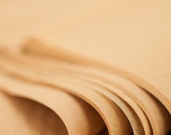 Kraft Brown Tissue Paper | Recycled Kraft Tissue Paper 48 Sheets | Bulk Tissue Paper Brown | Recycled Tissue Paper | Kraft Tissue Sheets