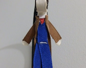 Doctor Who Tenth Doctor Ribbon Sculpture Headband