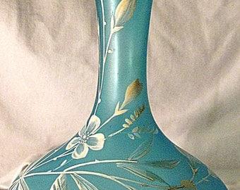 Excellent Florentine Cameo Glass Vase c1880-c1900