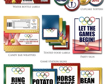 Olympics Party Collection