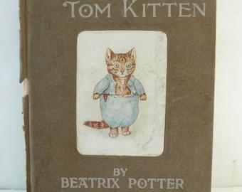 "1907 ""The Tale of Tom Kitten"" Book"