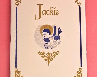 Jackie zine