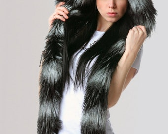 "Hat ""Brock"", mod. A, faux fur."