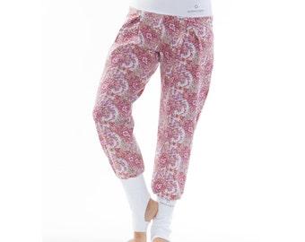 ORGANIC Clothing, Harem Pants, Tribal Leggings, Capri Pants, Aladdin Pants, Loose Pants, Indian Pants, Plus Size Pants, Leg Warmer